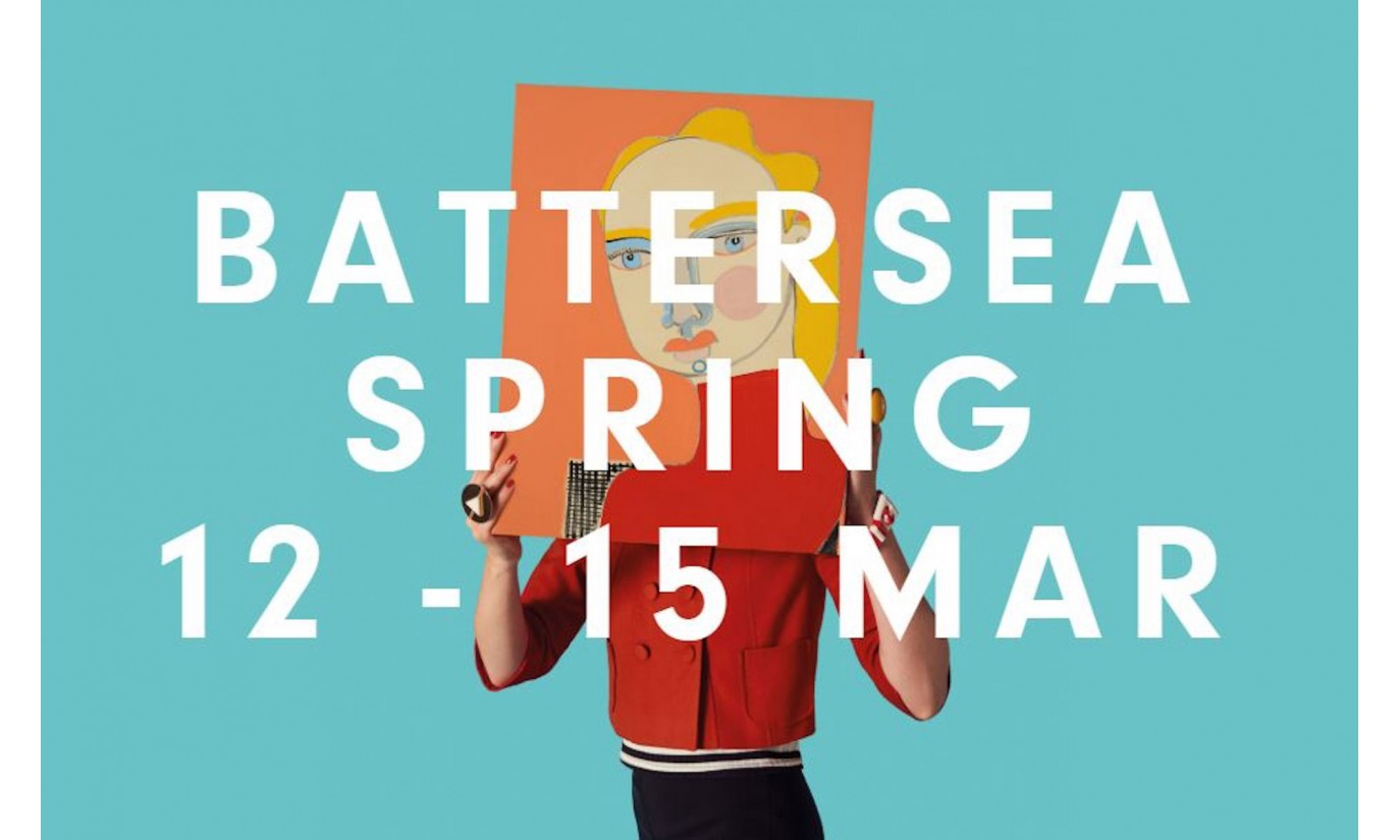 Affordable Art Fair Battersea Spring 2020