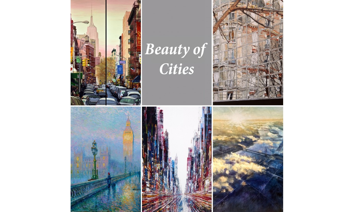 Beauty of Cities exhibition