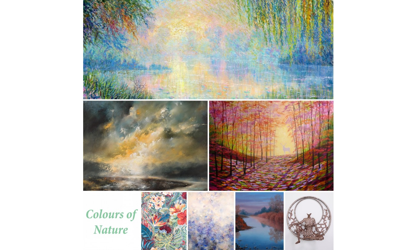 Colours of Nature exhibition